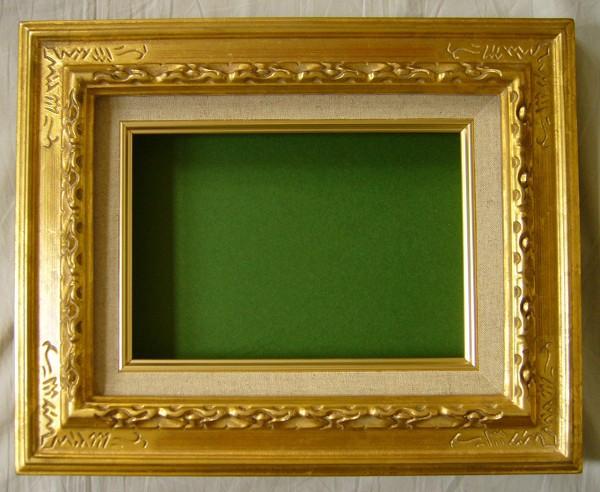 額縁 油絵額縁 絵画用額縁 木製 8861 サイズF12号