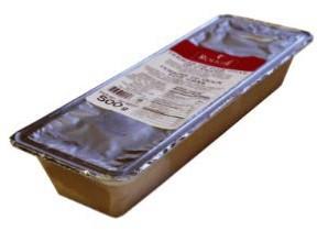 カナダ産 ブロック フォアグラ カナール テリーヌ 500g 冷蔵品 ルージエ社