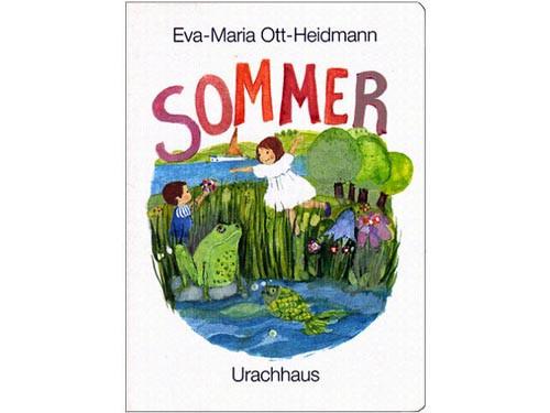 [メール便可] エバマリア・オットーハイドマン 絵本 夏 ~ドイツを代表する絵本作家、エバマリア・オットーハイドマンの絵本です。