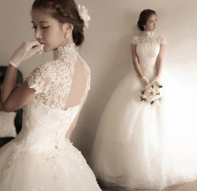 b9208dfddca5d 結婚式ワンピース お嫁さん 高級刺繍 豪華な ウェディングドレス 大人エレガント 優雅 花嫁 ドレス