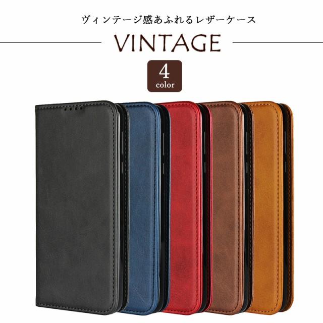 83d911793e Xperia XZ2 Compact ケース 手帳型 KFレザー 手帳 カバー シンプル 手帳 ...