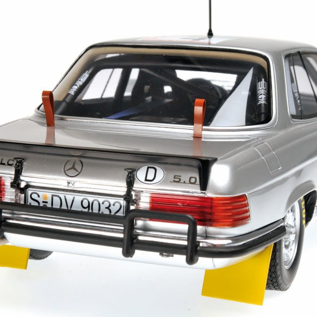 Mercedes 450 SLC 5,0 Rally Bandama 1:18 Resin Minichamps  neu /& OVP 107793204