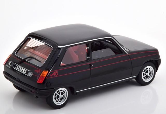 1:18 norev renault 5 Alpine 1976 Black