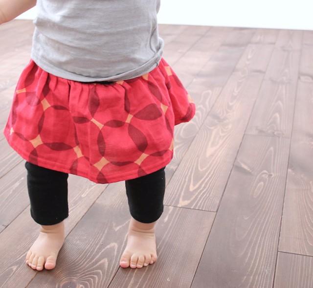 スカッツ 出産祝い 日本製 80cm 90cm 95cm 100cm モンキーパンツ