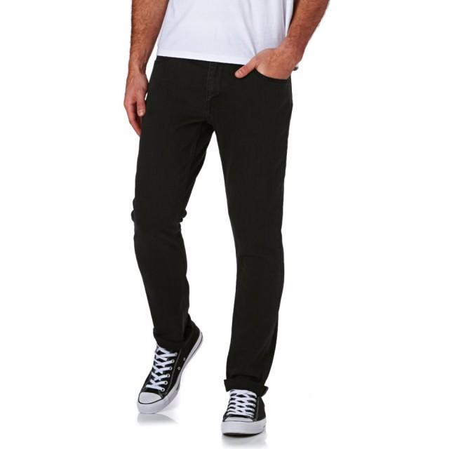 新しい ボルコム Volcom メンズ ジーンズ・デニム ボルコム ボトムス Ink・パンツ Volcom Vorta Jeans Ink Black, WEING:a30c96ae --- kzdic.de