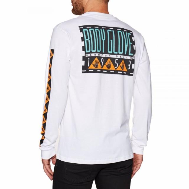 Globe Box Long Sleeve T-Shirt