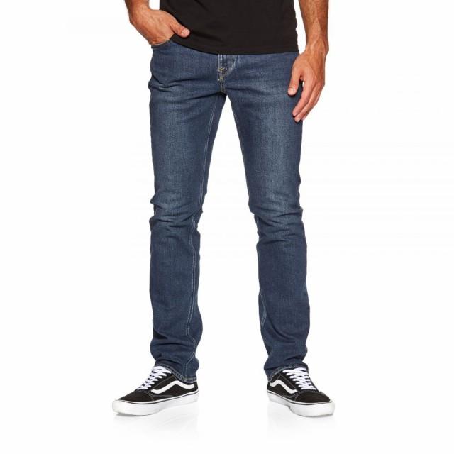 【国内正規品】 ボルコム Volcom メンズ ジーンズ・デニム メンズ Volcom ボトムス ボルコム・パンツ Solver Jeans Tokyo Indigo Blue, TRAMS:55a9ef0f --- kzdic.de