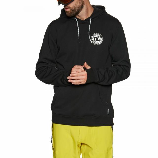 【福袋セール】 ディーシー DC メンズ パーカー トップス ディーシー snowstar pullover snowstar hoody hoody Black, トラタニ:2e7383fc --- kzdic.de