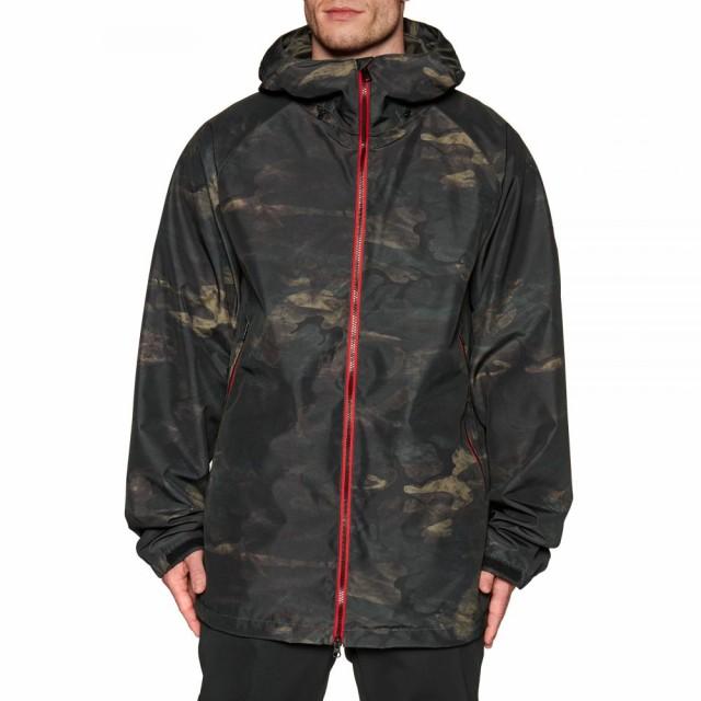 憧れ Two ジャケット Delta サーティーツー Camo Snow メンズ ThirtyTwo Thirty アウター Brown Jacket-ジャケット・アウター