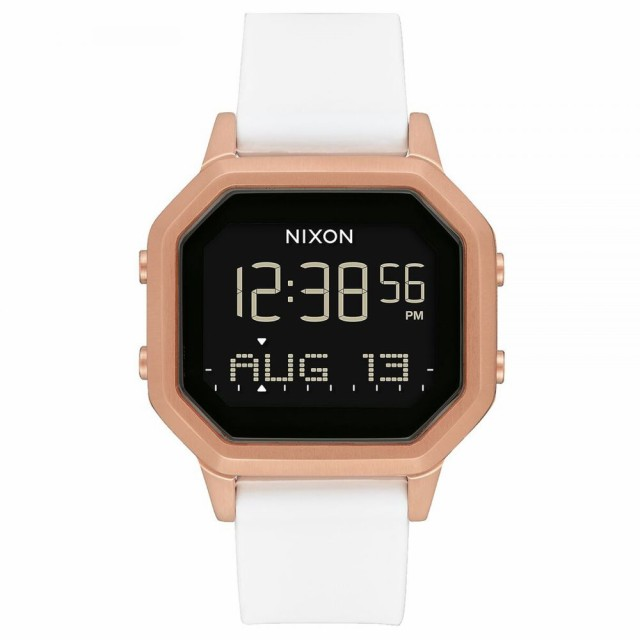 【送料込】 ニクソン Nixon レディース 腕時計 Siren SS Watch Rose Gold/White, コリのことなら ほぐしや本舗 191057e5