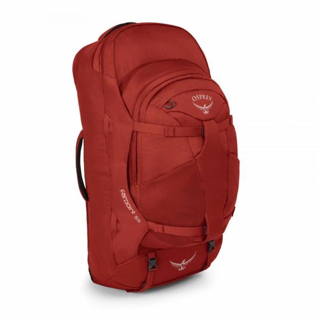スーパーセール期間限定 オスプレー Osprey ユニセックス バックパック・リュック バッグ Farpoint Backpack 55 Osprey Backpack ユニセックス Jasper Red, 鏡 ミラー 洗面 インテリア IVY:d35b1695 --- kzdic.de