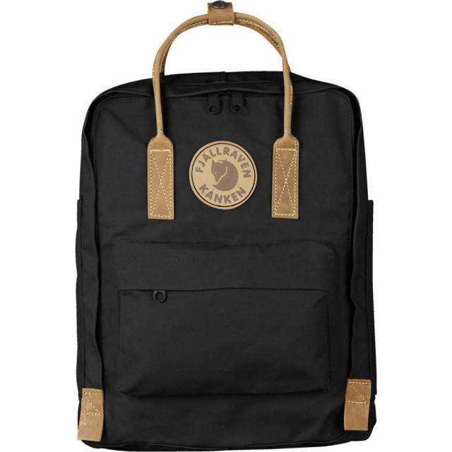 【おトク】 フェールラーベン Fjallraven ユニセックス バックパック・リュック カンケン バッグ Kanken No 2 Backpack Black, 八木町 96ef5c0b
