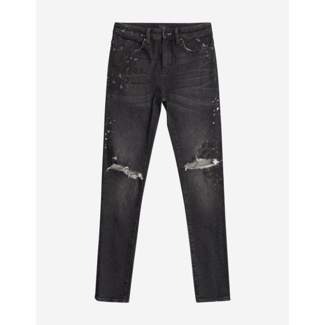 【2018A/W新作★送料無料】 ニュー Neuw メンズ ジーンズ・デニム ボトムス・パンツ Rebel Skinny Art Black Jeans Black, ガーデニングの森 c9d33ac7