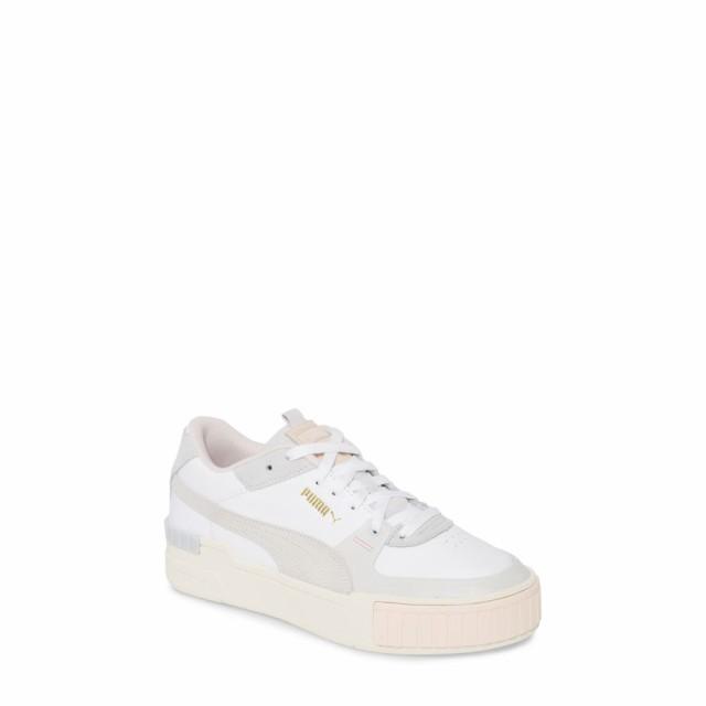 品質検査済 プーマ PUMA レディース スニーカー シューズ・靴 Cali Sport Sneaker Puma White/Marshmallow, ナカナカ屋 e13cacab