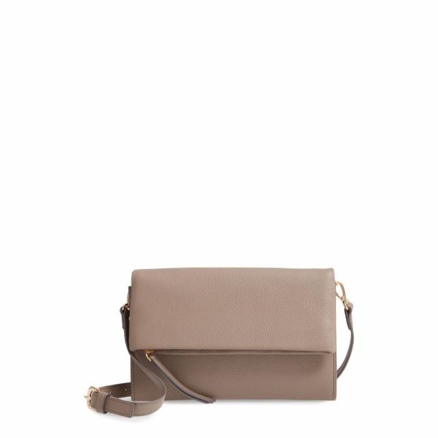 【限定特価】 ノードストローム NORDSTROM レディース ショルダーバッグ NORDSTROM バッグ Eleanor Leather Eleanor Crossbody Leather Bag Grey Taupe, WELLBESTショッピング:3f7fe556 --- chevron9.de