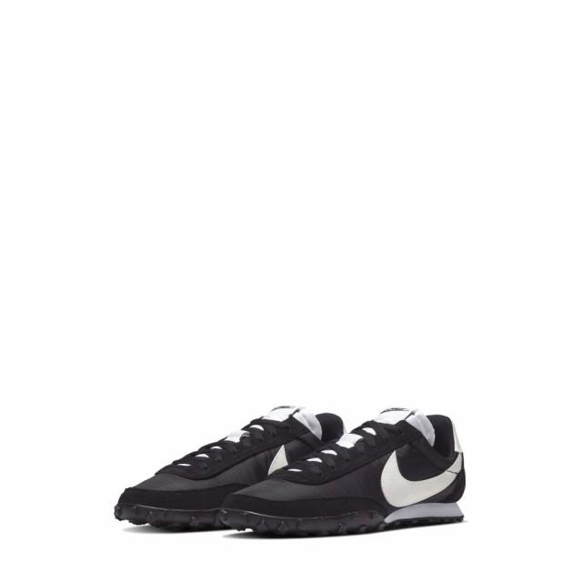 【税込】 ナイキ NIKE メンズ スニーカー シューズ・靴 Waffle Racer Sneaker Black/White/Sail, ネイル.アクセサリ Buddy Style 5732b0ce