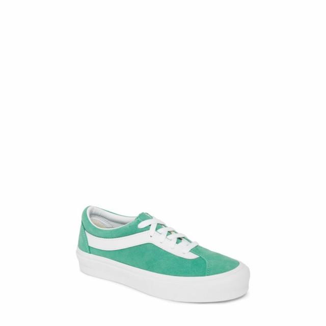 【レビューを書けば送料当店負担】 ヴァンズ VANS Ni レディース スニーカー VANS シューズ・靴 Suede Green Bold Ni Sneaker Green Spruce/True White, 博多もつ鍋二十四:f41d8640 --- net-fair.de
