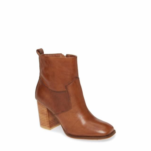 激安価格の スビカ SBICCA レディース ブーツ シューズ・靴 Winchester Bootie Brown Leather, グリニッチ インテリアセレクト 8bcc0b8b