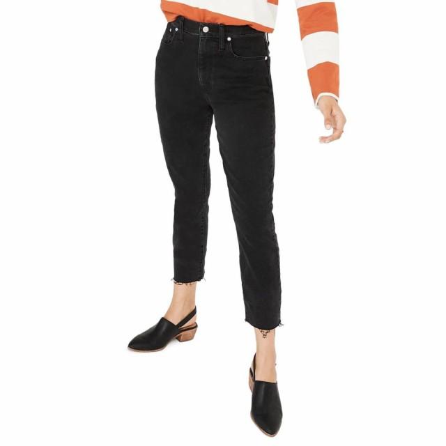 大きい割引 メイドウェル MADEWELL レディース High ジーンズ・デニム Slim ボーイフレンドデニム ボトムス・パンツ High Jeans Waist Slim Crop Boyfriend Jeans Lun, Hectarz:7ef463d1 --- chevron9.de