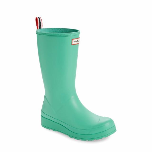【年中無休】 HUNTER レディース Boot Waterproof Sea シューズ・靴 Tall Noodle レインシューズ・長靴 Play ハンター Original Rain-靴・シューズ