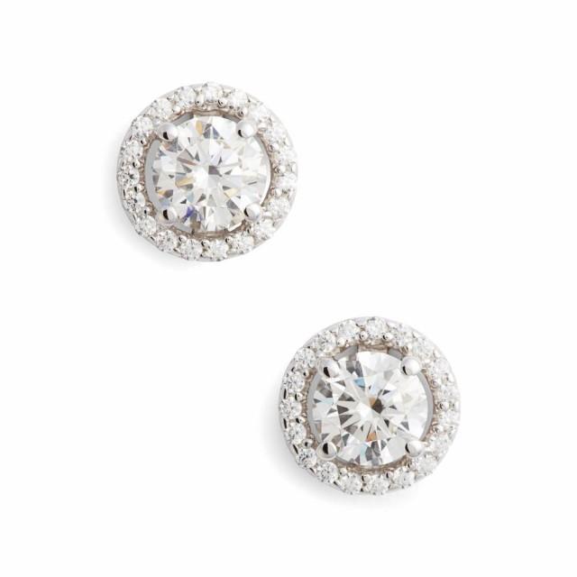 【初回限定】 diamond Silver/Clear LAFONN ラフォン stud イヤリング・ピアス レディース earrings ジュエリー・アクセサリー simulated-ピアス