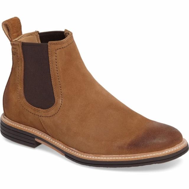 高品質の人気 アグ UGG メンズ ブーツ シューズ・靴 Baldvin Chelsea Boot Chestnut, オオシマムラ d5fabe8f