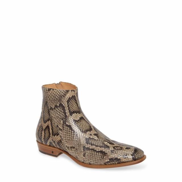 【超歓迎】 Zip STAR VARVATOS ジョン ブーツ Lewis シューズ・靴 Desert Boot USA メンズ JOHN バルベイトス-靴・シューズ
