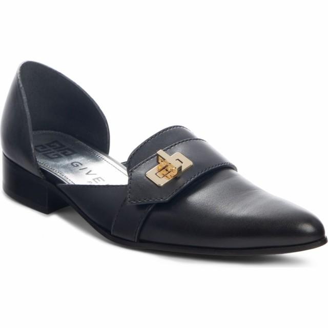 激安特価 ジバンシー GIVENCHY レディース レディース Eden ローファー・オックスフォード シューズ・靴 Lock Eden 2G Lock dOrsay Loafer Black, 工具広場:c942a502 --- kzdic.de