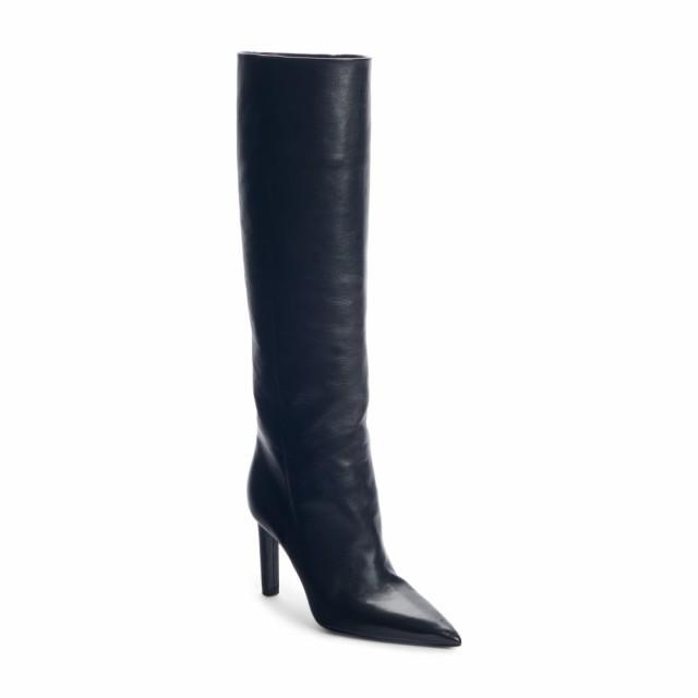 ベストセラー イヴ サンローラン SAINT LAURENT レディース ブーツ ロングブーツ シューズ・靴 Kate Straight Knee High Boot Black, Cos-Precious b8d76aec