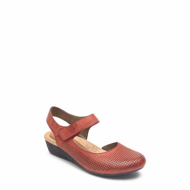 新しい到着 ロックポート Jane ROCKPORT シューズ・靴 COBB HILL レディース HILL シューズ・靴 Judson Mary Jane Red Leather, gym master on-line shop:ab5650e8 --- frauenfreiraum.de