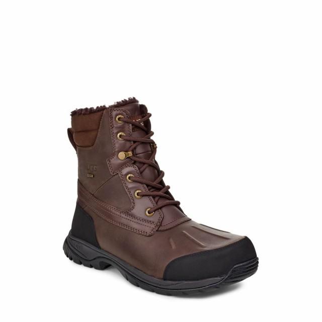 ラウンド  UGG シューズ・靴 Felton Snow ブーツ Waterproof Boot メンズ アグ Stout-靴・シューズ