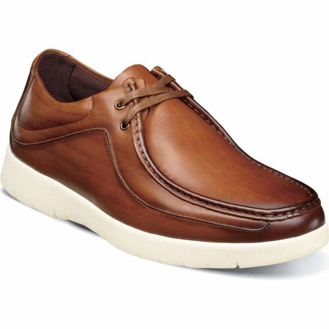 消費税無し ステイシー アダムス STACY ADAMS メンズ スニーカー シューズ・靴 Hanley Sneaker Cognac, 【国内在庫】 464c44d5