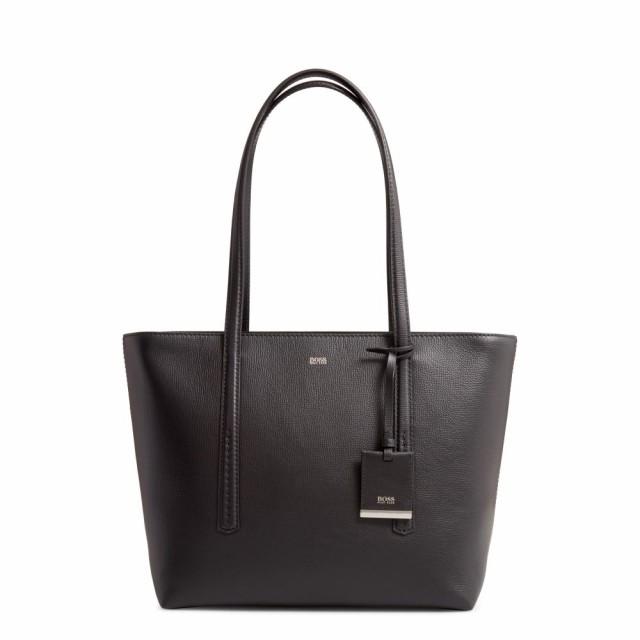 【高価値】 ヒューゴ ボス BOSS トートバッグ レディース トートバッグ Shopper バッグ Taylor Small BOSS Leather Shopper Black, Webtrade[ウェブトレード]:e9a428d8 --- dorote.de