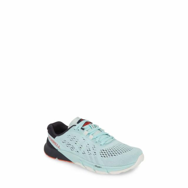 輝い メレル MERRELL レディース フィットネス・トレーニング シューズ・靴 Bare Access Flex 2 E-Mesh Training Shoe Bleached Aqua, 釧路郡 552c9812