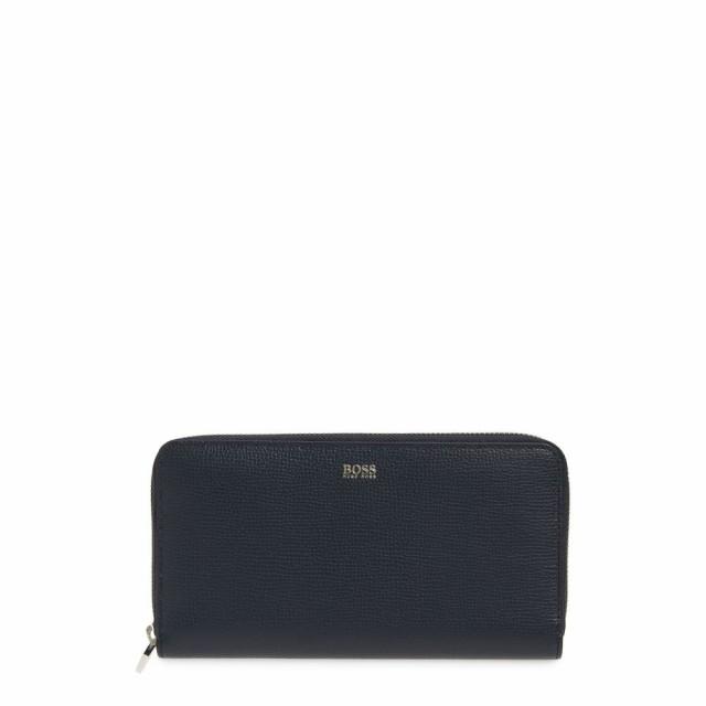 激安正規品 ヒューゴ ボス BOSS レディース 財布 Taylor Leather Wallet Dark Blue, トップウォータータックルズ 25c76b8d
