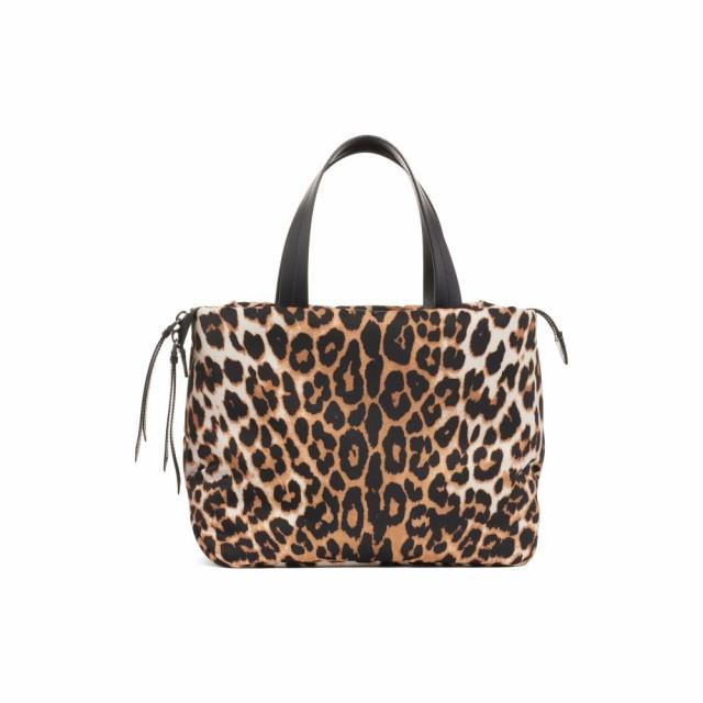 【国内在庫】 プラダ PRADA レディース レディース バッグ ハンドバッグ handle バッグ leopard print nylon top handle bag Avorio, 楽天Edyオフィシャルショップ:39984a3a --- chevron9.de