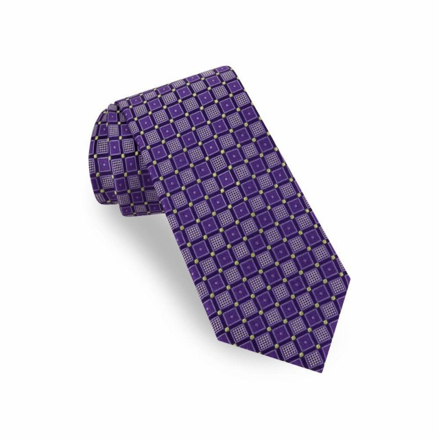 【予約販売品】 テッドベーカー TED BAKER LONDON メンズ ネクタイ Outline TED BAKER Tie Box Silk Tie Purple, アマギシ:ab452903 --- flughafen-berlin-brandenburg-international.de