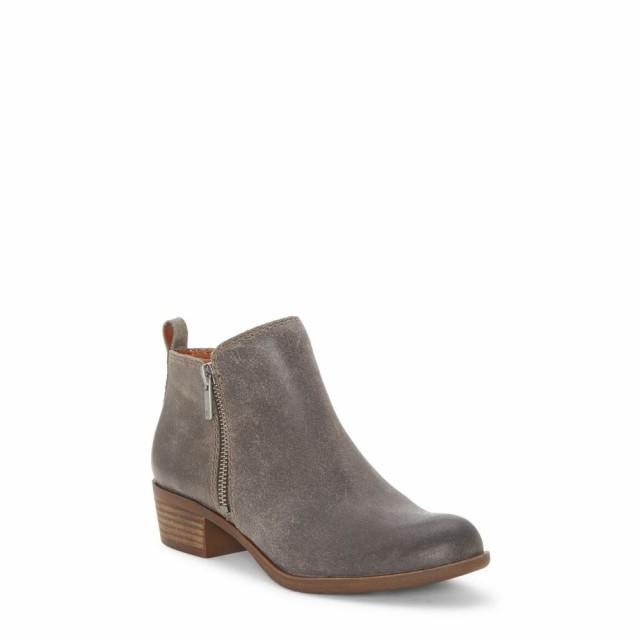 【後払い手数料無料】 ラッキーブランド LUCKY LUCKY BRAND Bootie レディース ブーツ レディース シューズ・靴 Basel Bootie Storm Leather, イワデヤママチ:e6147fd6 --- 1gc.de