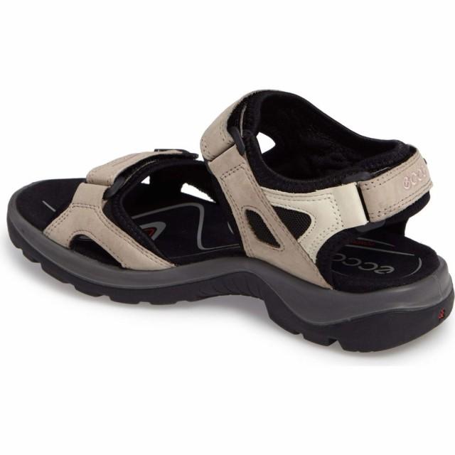 65%OFF【送料無料】 レディース Yucatan サンダル・ミュール エコー Atmosphere/Ice シューズ・靴 White ECCO Sandal-靴・シューズ