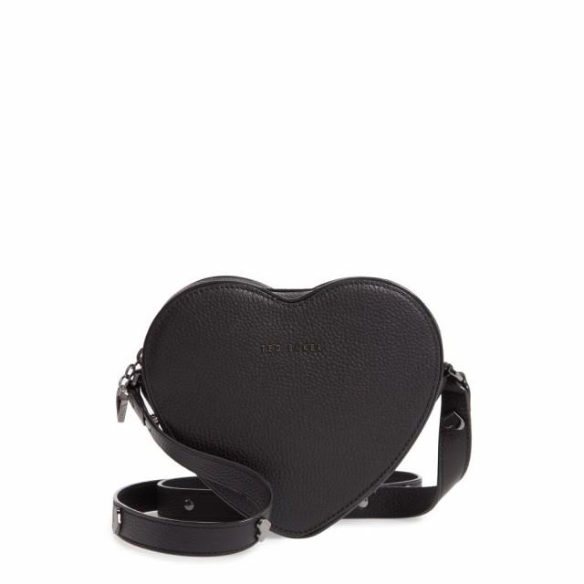 2019年秋冬新作 テッドベーカー Loverr TED BAKER LONDON Leather レディース ショルダーバッグ バッグ Loverr Bag Leather Crossbody Bag Black, イワクラシ:b8bfc4be --- 1gc.de