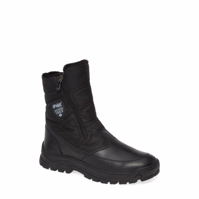 美しい Black Mirko パジャー Boot PAJAR メンズ ブーツ Waterproof Insulated シューズ・靴-靴・シューズ