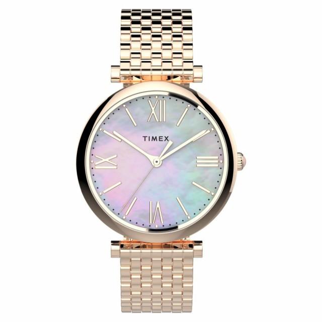 色々な タイメックス TIMEX レディース Rose 腕時計 Parisienne Bracelet Watch. Watch. 35mm Bracelet Rose Gold/Mop/Rose Gold, 諌早市:c7d37e28 --- kzdic.de