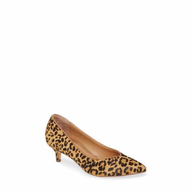 名作 バイオニック Heel VIONIC レディース パンプス キトゥンヒール Josie シューズ シューズ・靴・靴 Josie Kitten Heel Pump Tan Leopard Print, ANNIVERSARY WORLD:0918b240 --- eu-az124.de