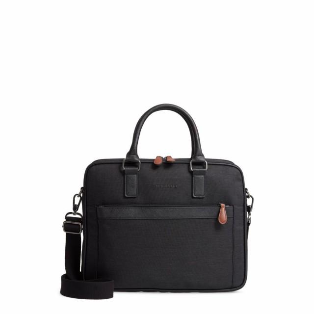 高い品質 テッドベーカー TED バッグ BAKER メンズ LONDON メンズ ビジネスバッグ・ブリーフケース Bag バッグ Stax Document Bag Black, 本川根町:3fbc4f54 --- chevron9.de