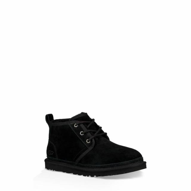 好きに アグ UGG レディース Black ブーツ レディース シューズ・靴 Neumel Boot Boot Black Suede, 資材屋:ea82f210 --- 1gc.de