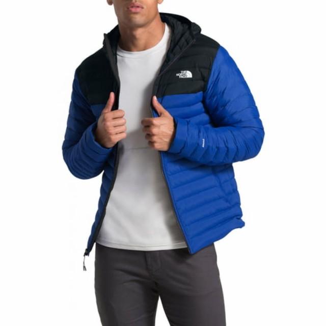 卸売 ザ ノースフェイス THE NORTH FACE メンズ ダウン・中綿ジャケット フード アウター Packable 700 Fill Power Down Hooded Jacket Tnf Bl, リアルシステム1号店 86b08003