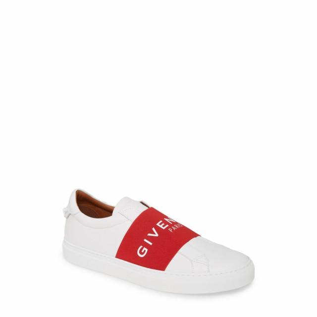 超可爱の ジバンシー GIVENCHY メンズ スニーカー シューズ・靴 メンズ Urban Knots Knots Sneaker Urban White/Red, あっお勧め!素敵生活のナイスデイ:af705585 --- united.m-e-t-gmbh.de