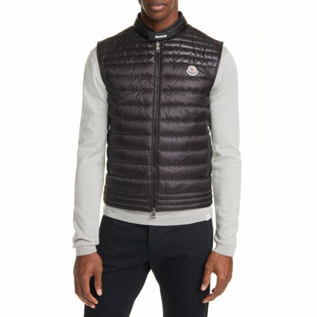 【2018?新作】 モンクレール MONCLER トップス メンズ Puffer ベスト メンズ・ジレ ダウンベスト トップス Gir Down Puffer Vest Black, ニシグン:8eca583e --- keles-montagen.de