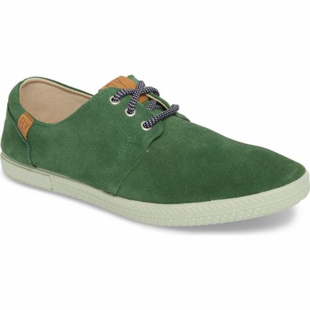 割引価格 フライロンドン FLY sesh LONDON FLY メンズ スニーカー ローカット シューズ スニーカー・靴 sesh low top sneaker Green Leather, REALDRIVE:2ffccb9c --- kzdic.de