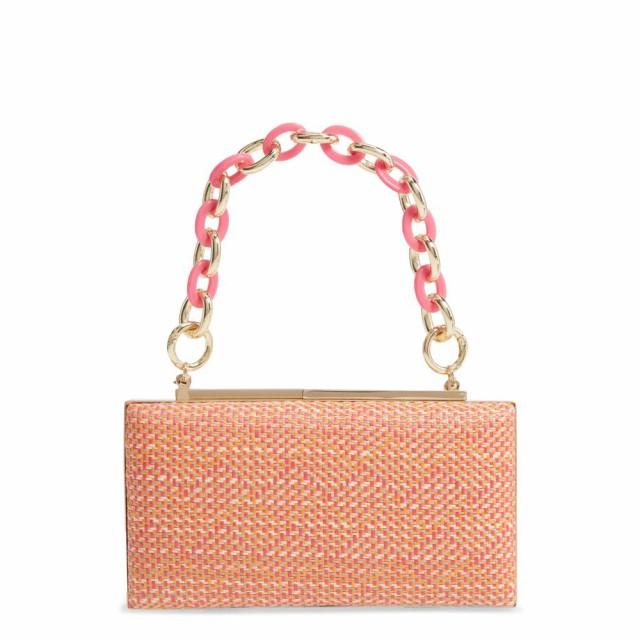 春夏新作モデル ノードストローム Woven NORDSTROM レディース レディース バッグ Woven バッグ Minaudiere Pink Chalk, 豊科町:4fb88bd5 --- dorote.de
